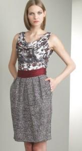 Click to buy the dress at Bergdorf Goodman