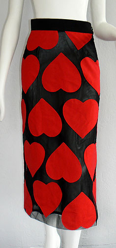Moschino skirt from Swank Vintage