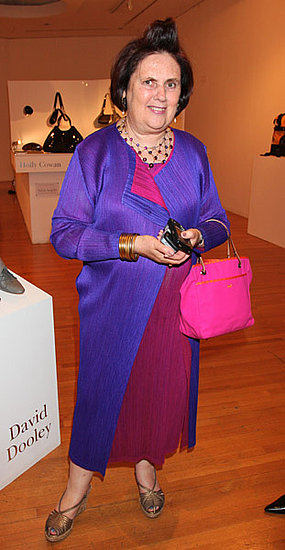 Suzy Menkes photo from fashionologie