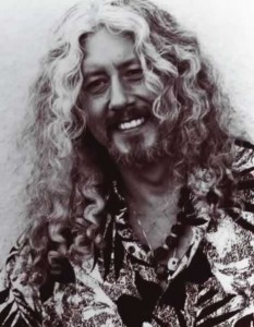Arlo Guthrie would want you to vote for me.