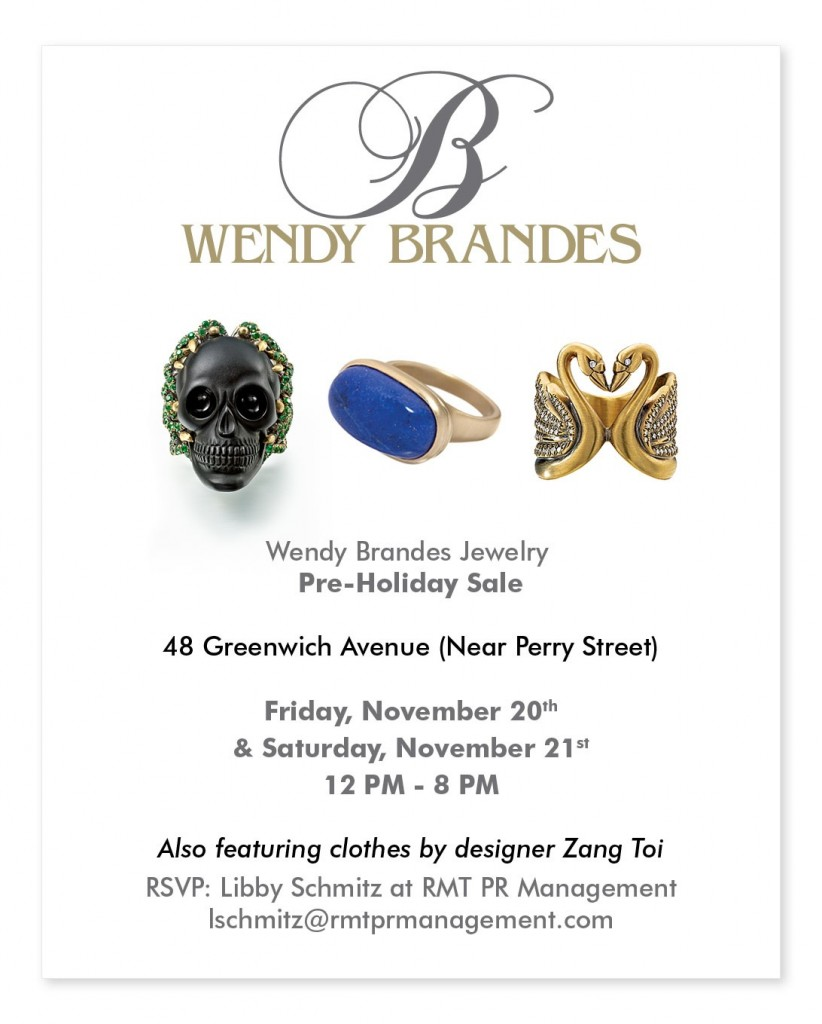 wendy brandes pop-up shop