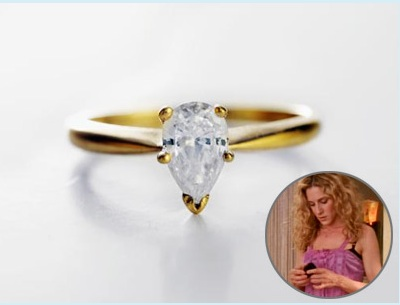 aidan sex and the city engagement ring in Nevada