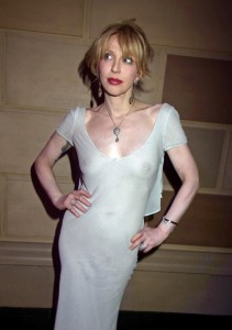 Drawing the Line at Courtney Love's Nipples
