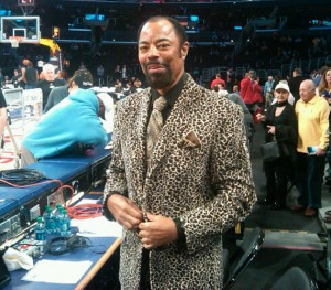 "Style Icon: Walt ""Clyde"" Frazier"
