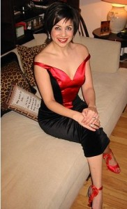 Vintage What Wendy Wore: 2003 Grammys Dress