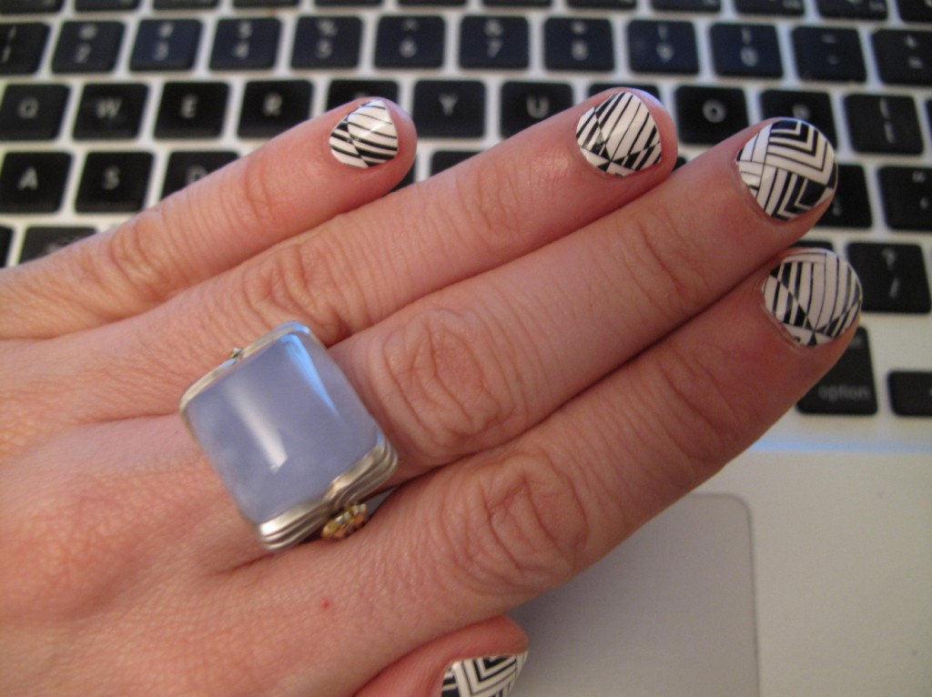 A Sally Hansen Manicure and Cat Scratch Fever | Wendy Brandes ...