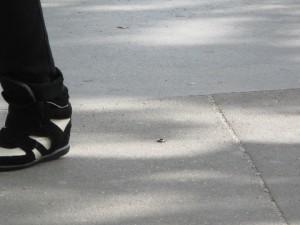 Looking for a Few Good Women (Wearing Wedge Sneakers)