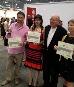 American Jewelry Design Council New Talent Award