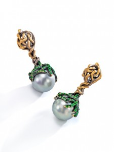 Jewel of the Month: Pearl Cufflinks for MrB's Birthday