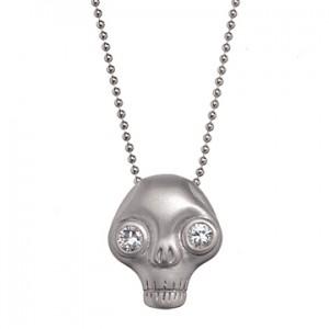 Jewel of the Month: Chunky Juana Skull Ring
