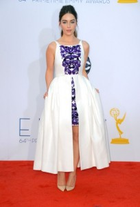 My Best Dressed at the Emmys: Emilia Clarke