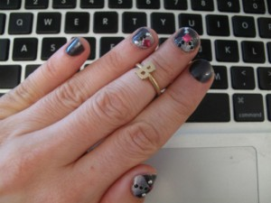 New Nail Art by Tracylee Percival