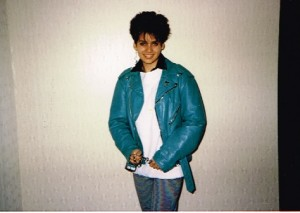 Throwback Thursday: The Turquoise Jacket and Favorite Earring
