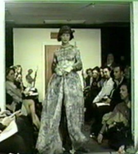 NYFW Throwback Thursday: Zang Toi's Models