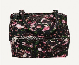 Wish List: Givenchy Floral Pandora Handbag