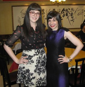 What Wendy Wore: Meeting Bloggers Past and Present