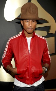 My Best Dressed at the Grammys: Hat-Loving Pharrell Williams