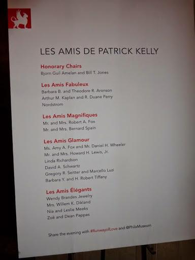 """I'm among """"Les Amis Elegants."""""""