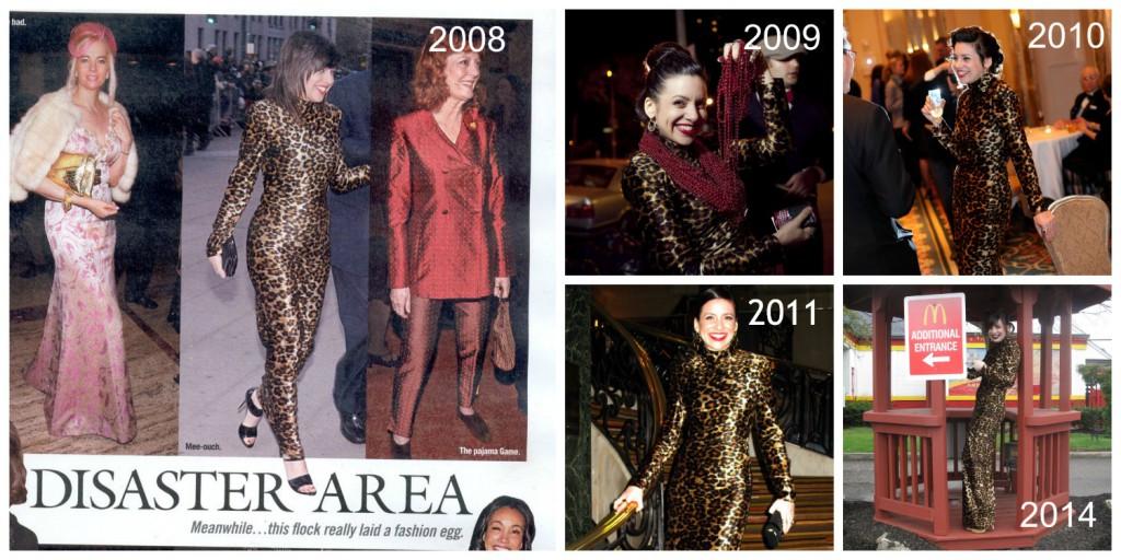 patrick kelly leopard collage
