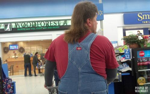 Courtesy People of Walmart.