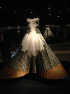Last Chance for Charles James at the Costume Institute