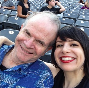 Concert Adventure, Part I: Waiting for the Monster Tour