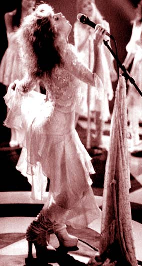 What Wendy (and Stevie) Wore: Fleetwood Mac at MSG | Wendy Brandes ...