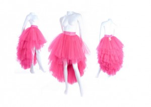 Wish List: Totally Impractical Vintage Tulle Skirt
