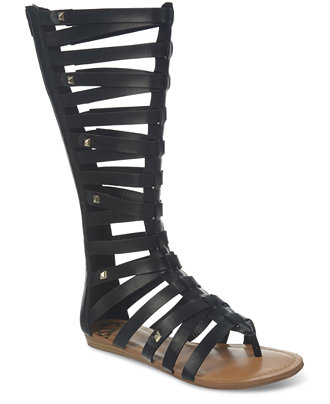 Fergalicious sandals are available for $69 at Macy's.