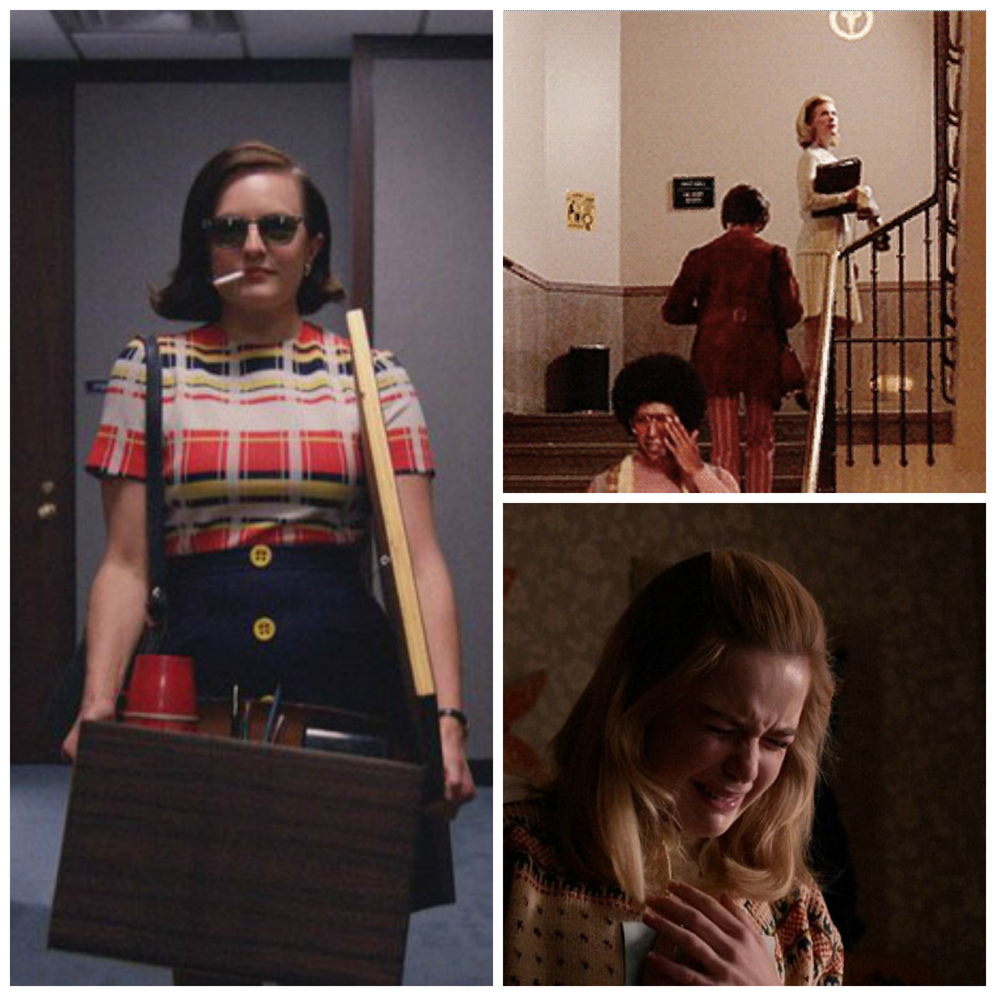 madmen collage