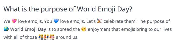 emojiday