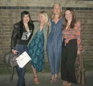 Wanderlust 2015: London, Bath and Alexander McQueen