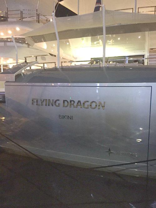 dragonyacht