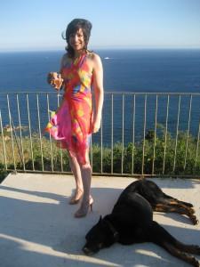 Wanderlust 2015: Feathers Flying in St. Tropez