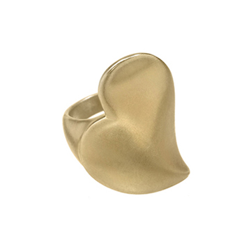 18K yellow gold. $2,500. Click to shop.