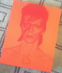 Memories of David Bowie