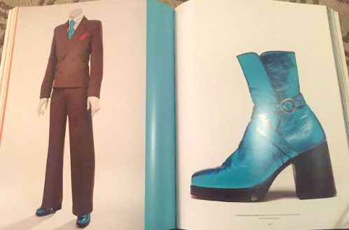 I would HAPPILY wear these turquoise boots.