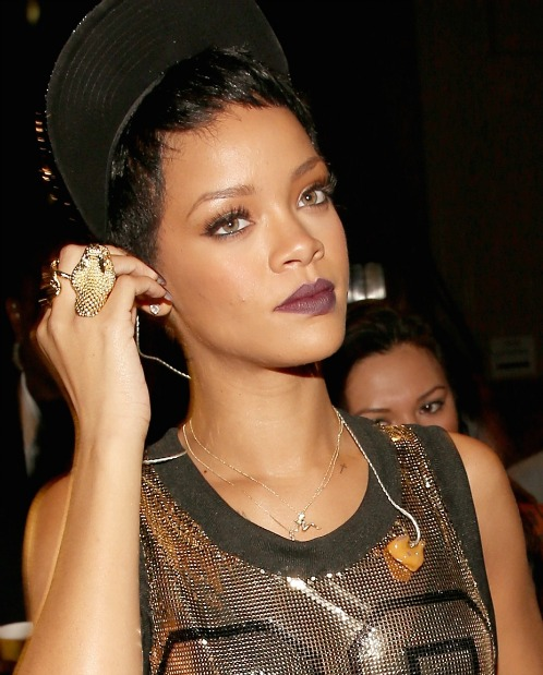 Click to see Rihanna wearing my necklace in 2012.