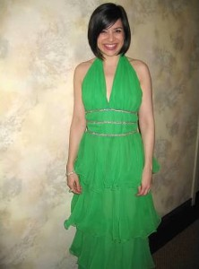 Throwback Thursday: The 2006 Photo of My 2016 Oscars Dress