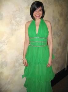 Throwback Thursday: The 2006 Photo of My 2016 Oscars Dress