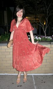 What Wendy Wore: Ossie Clark at Lincoln Center