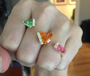 Jewel of the Month: Double-Finger Ring for ANZA Gems