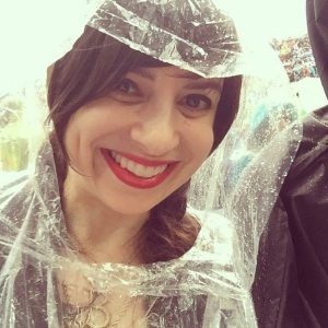 What Wendy Wore in the Rain: Paul Simon, July 4th