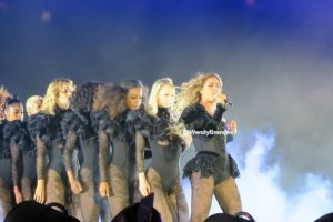 Throwback Thursday: A Cool June Night With Beyoncé