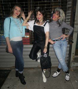 Happy Halloween From Bananarama