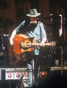 Oldchella Day 2: Neil Young's Smile, Macca's Shade