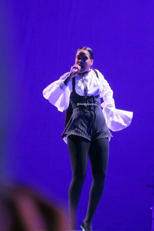 My own photo of Rihanna on stage at NYC's Global Citizen Festival last month.