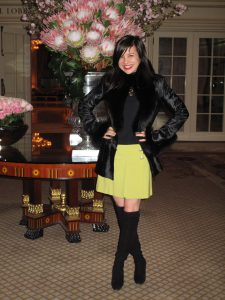Throwback Thursday: Versace Skirt With Staying Power