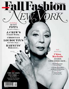 RIP, China Machado and Franca Sozzani