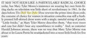 RIP, Mary Tyler Moore